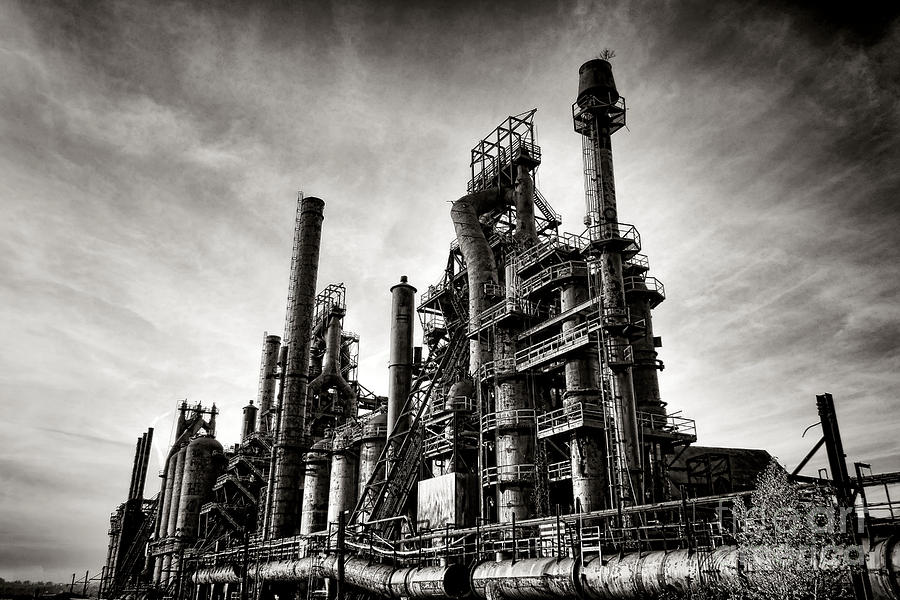 Bethlehem Steel by Olivier Le Queinec