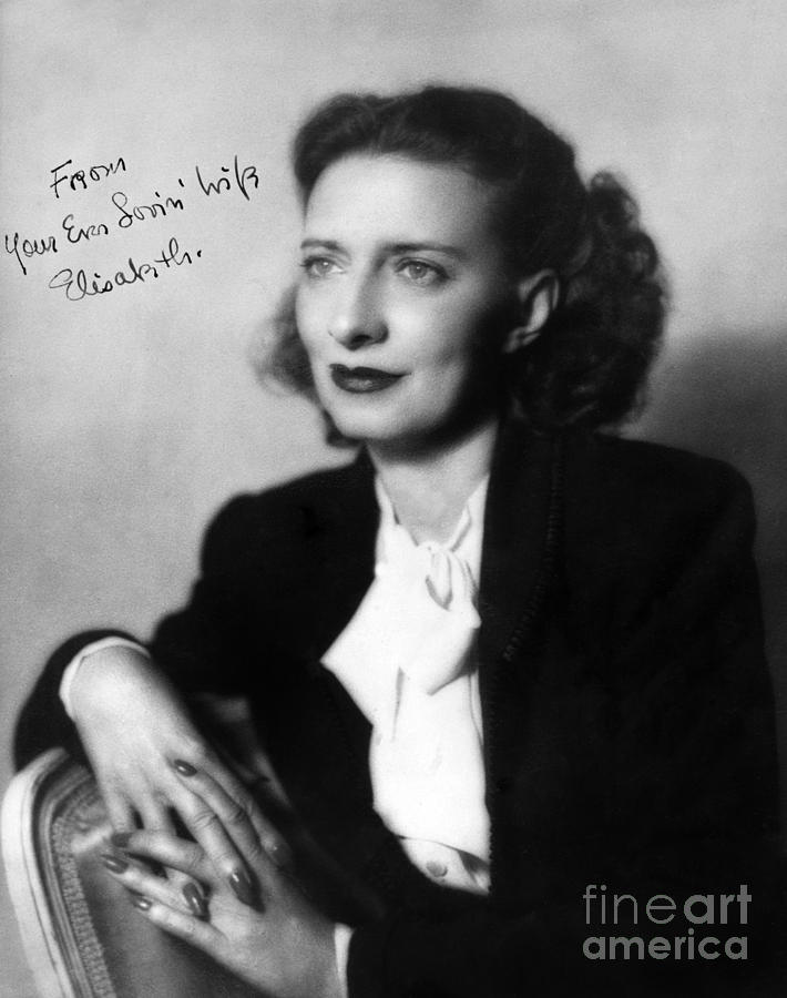1945 Photograph - Betty Smith (1896-1972) by Granger