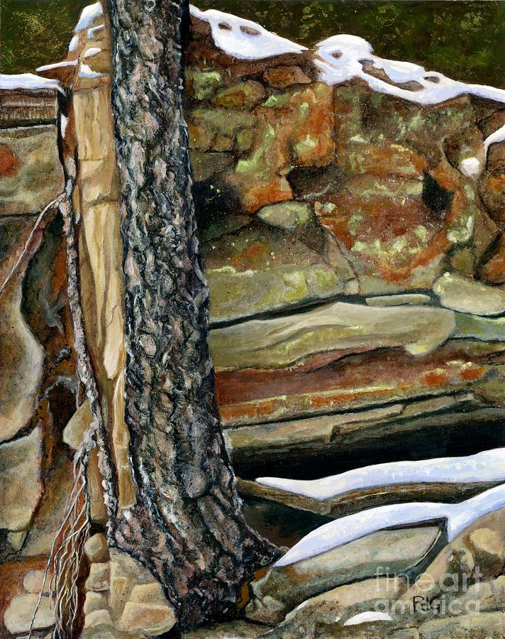 Between a Rock and a Hard Place by Rosellen Westerhoff