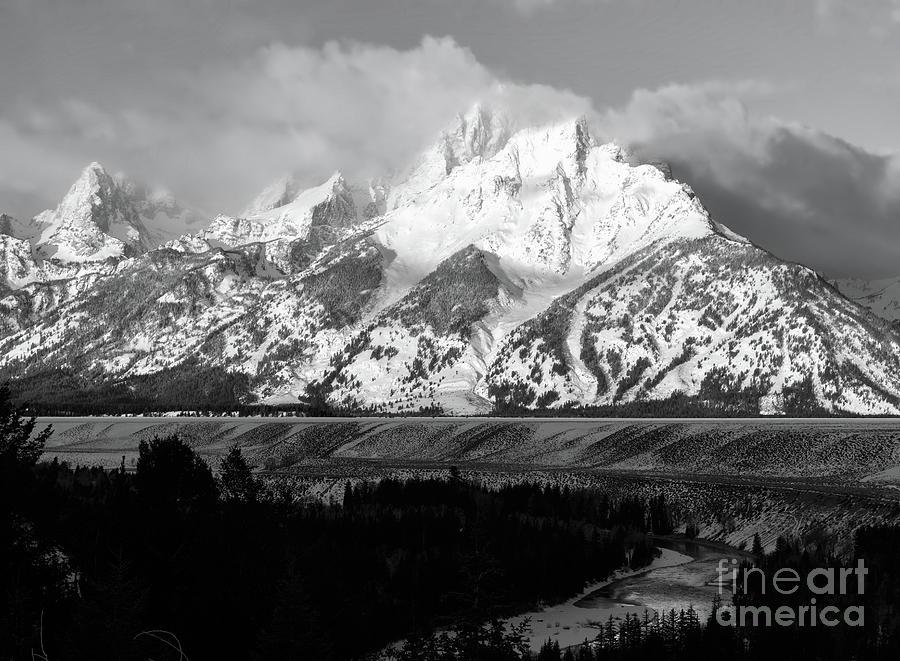 Grand Teton by Carol Beverly