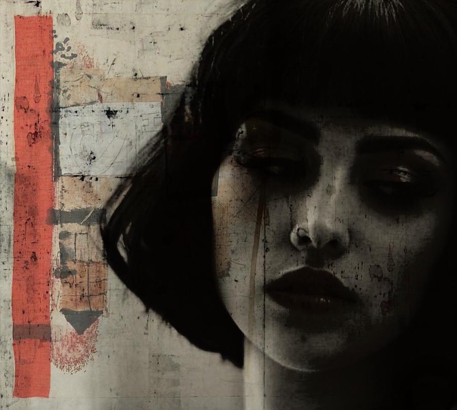 Woman Digital Art - Beware Of Darkness  by Paul Lovering