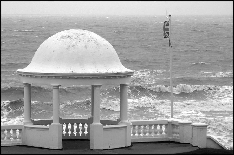 Photographer Photograph - Bexhill 14 by Jez C Self