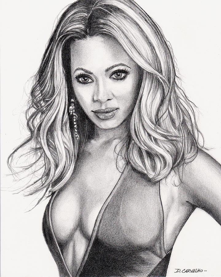 Beyonce by Daniel Carvalho