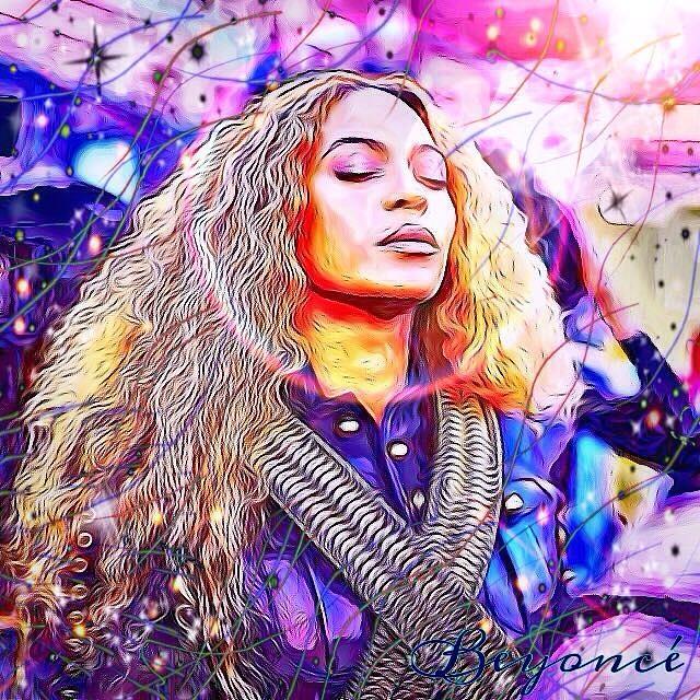 Beyonce by Karen Buford