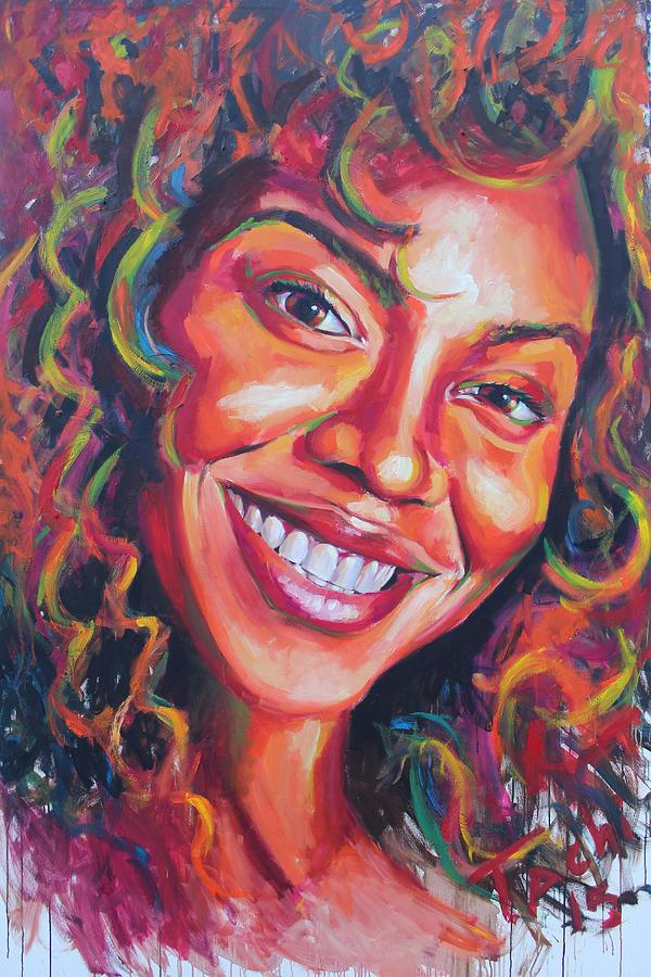 Beyonce by Tachi Pintor