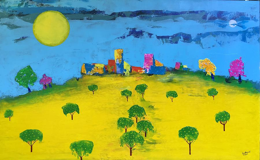 Beyond the Lemon Grove by Lew Hagood