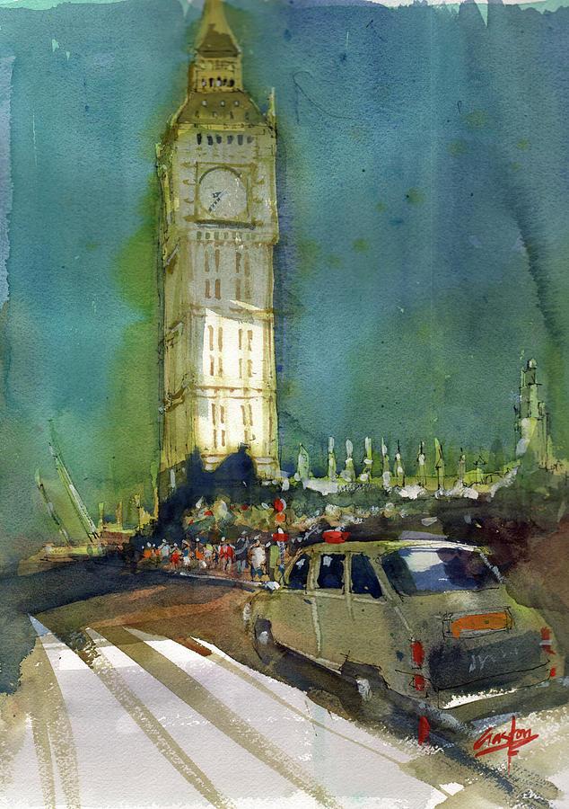 Big Ben by Gaston McKenzie
