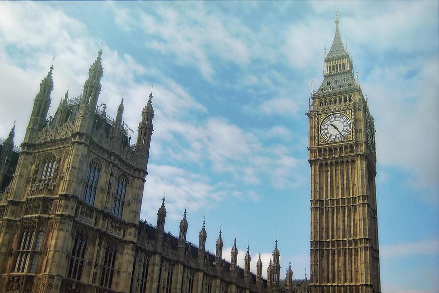 London Photograph - Big Ben by JAMART Photography