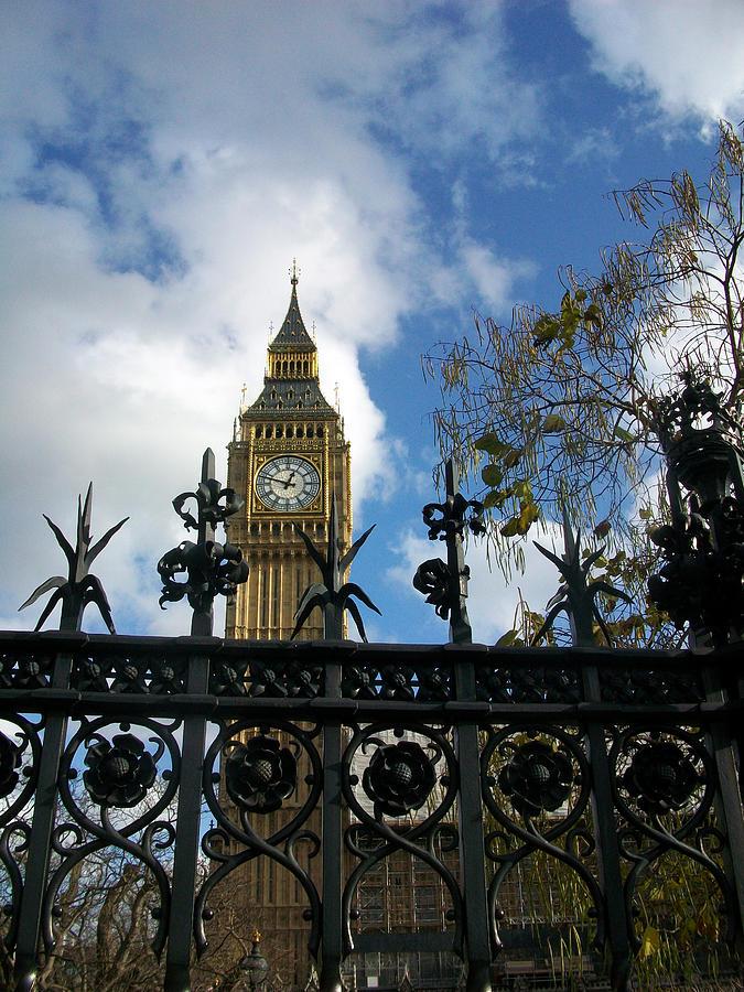 London Photograph - Big Ben by Munir Alawi