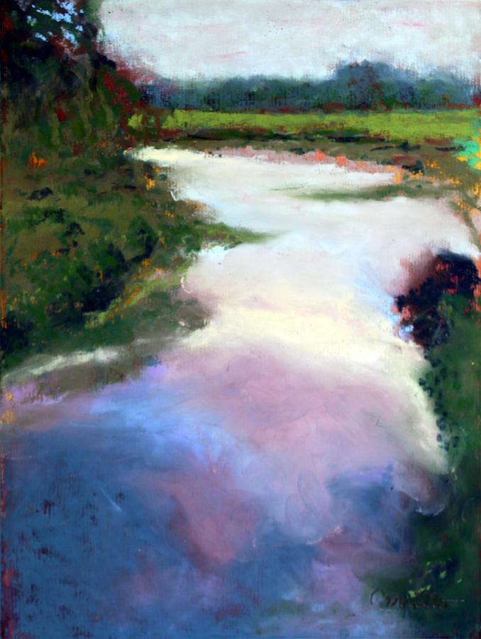 Big River Bend by Ruben Carrillo