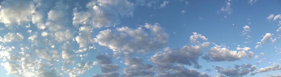 Big Blue Sky Photograph