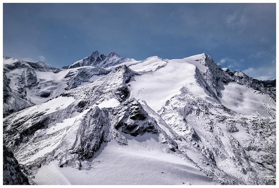 Mountain Photograph - Big Boy by John Fotheringham