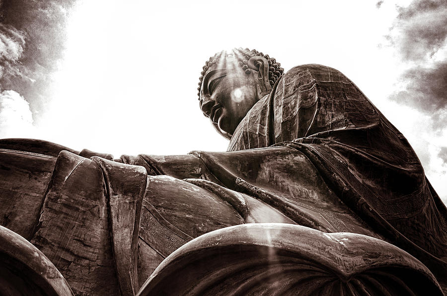 Big Buddha by Kevin McClish