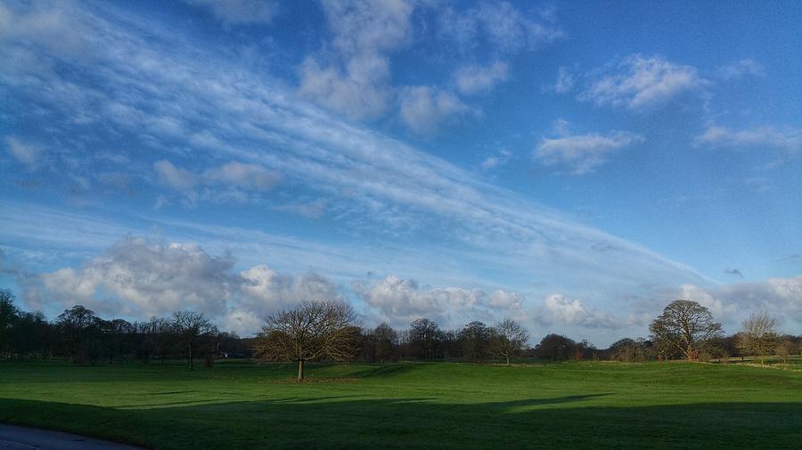 Big Cheshire Sky by Jeremy Hayden