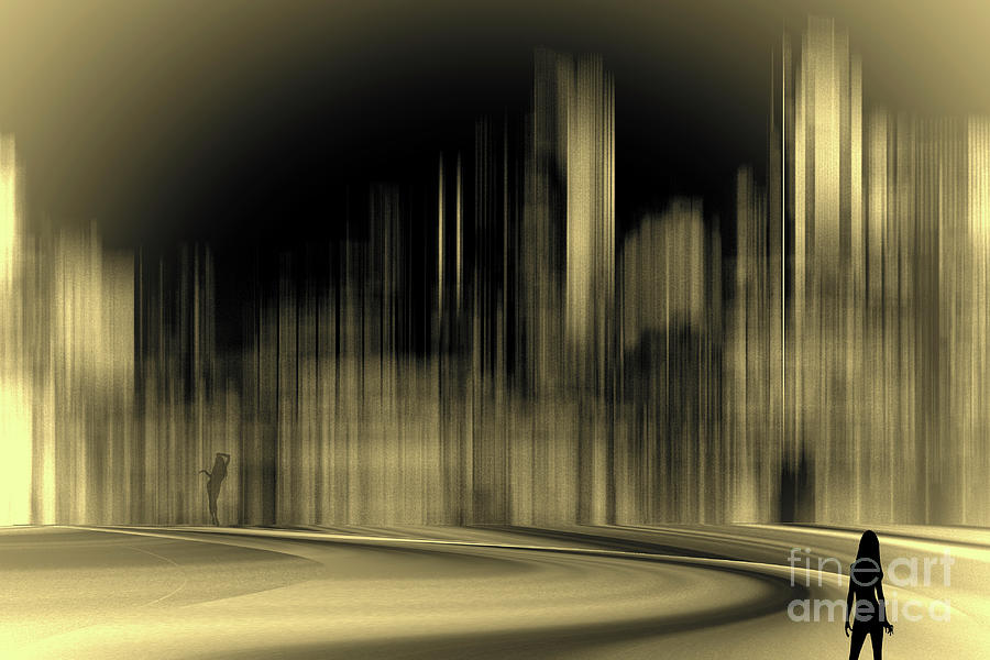 Big City Dreams by Phil Dyer