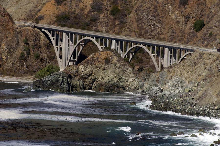 big creek Bridge by Gary Brandes