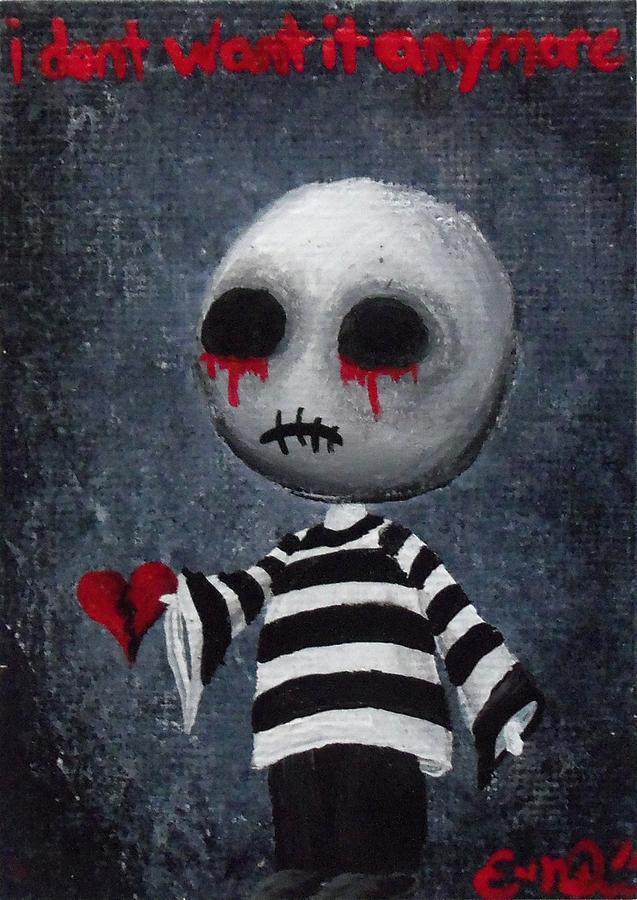 Emo Artists Paintings
