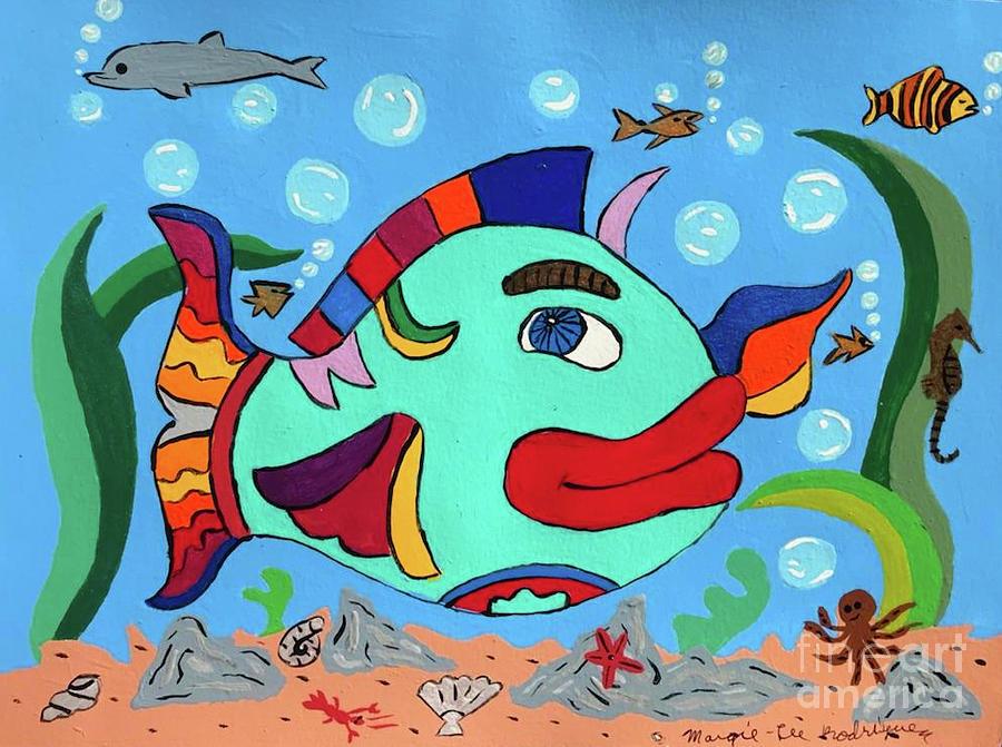 Big Lips Mama by Margie Lee Rodriguez