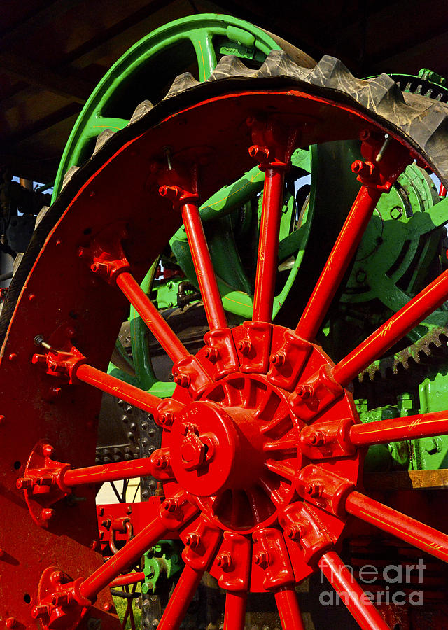 Red Wheel Weiser Online Bookstore: 38 Photograph By Paul W Faust