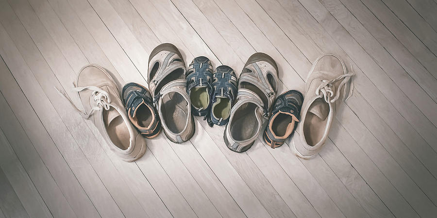 Big Shoes To Fill Photograph