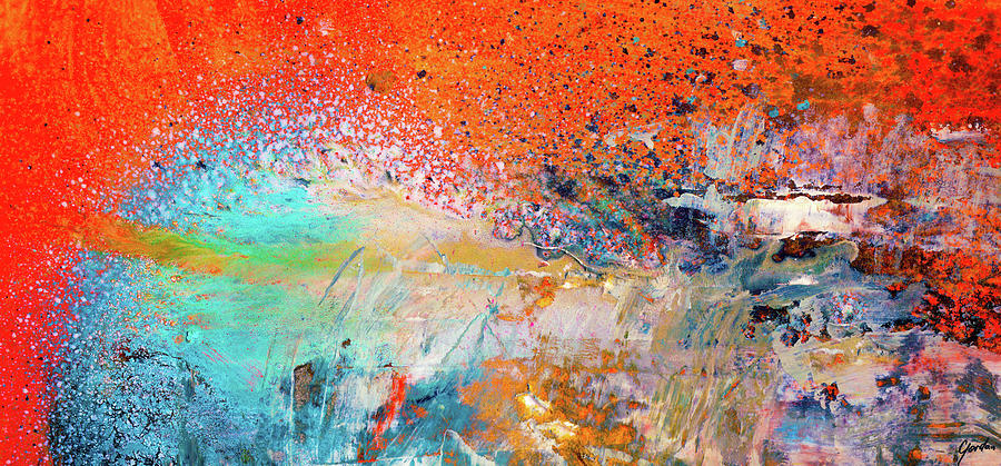 Abstract art unlocks the truth about the universe
