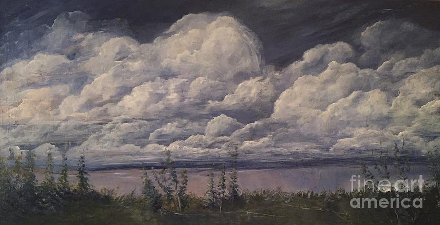 Big Sky 2 by Connie Pearce