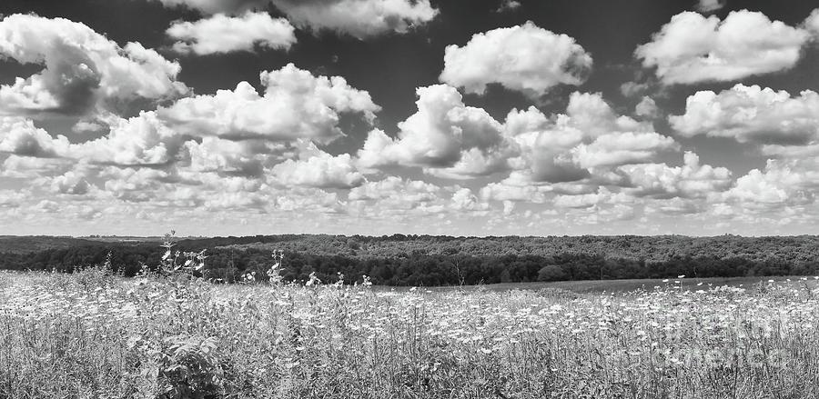 Canon Photograph - Big Sky - Wisconsin  by Ricky L Jones
