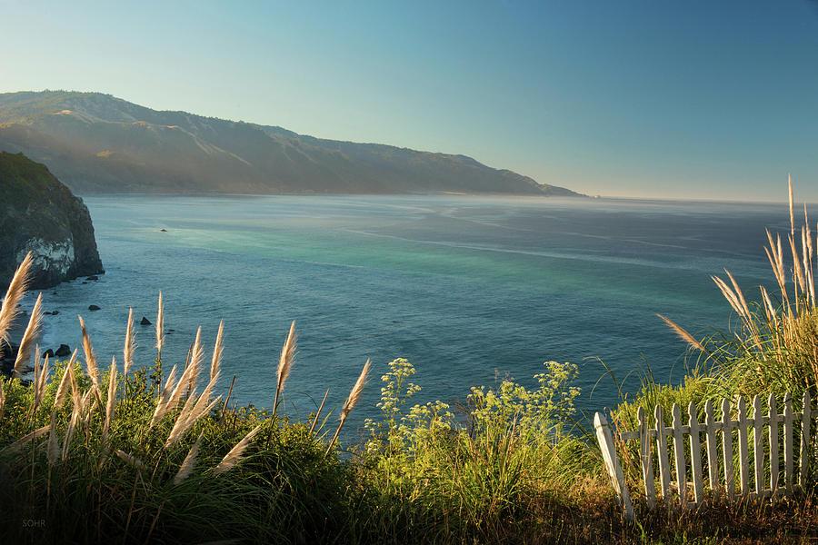 Big Sur at Lucia, CA by Dana Sohr