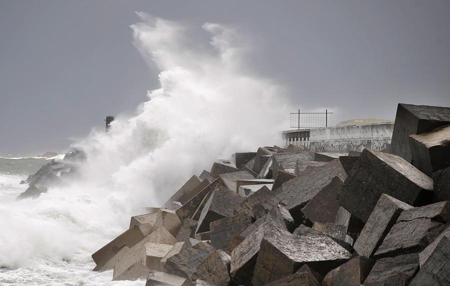 Spain Photograph - Big Waves IIi by Rafa Rivas