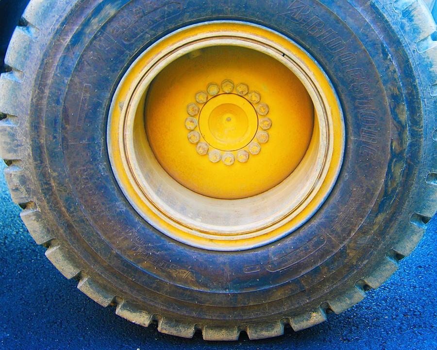 Big Wheel by Alan Chandler
