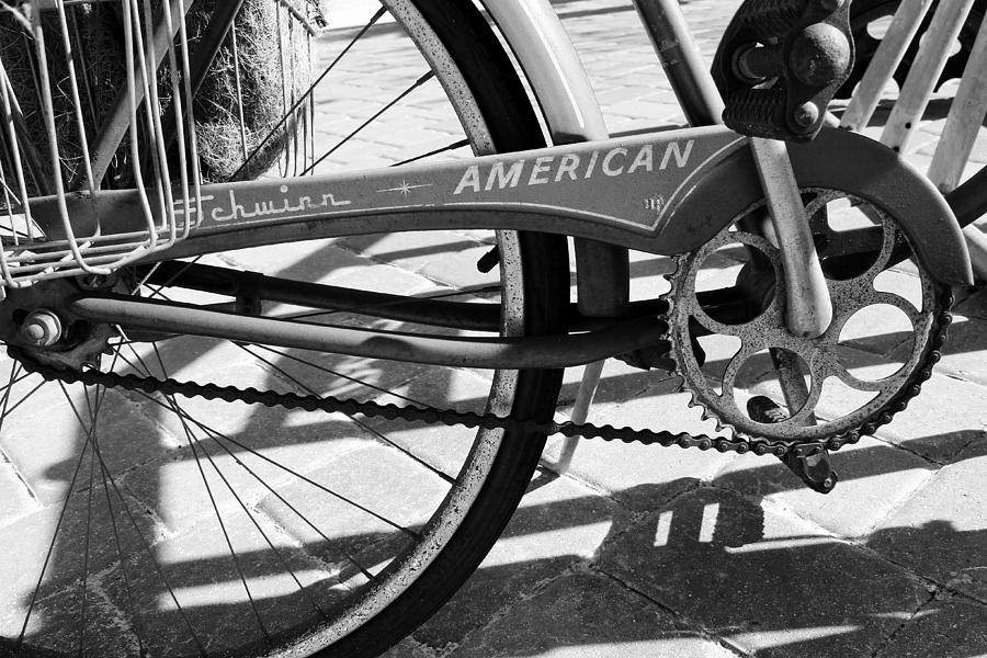 For Sale Photograph - Bike Chain by Robert Wilder Jr