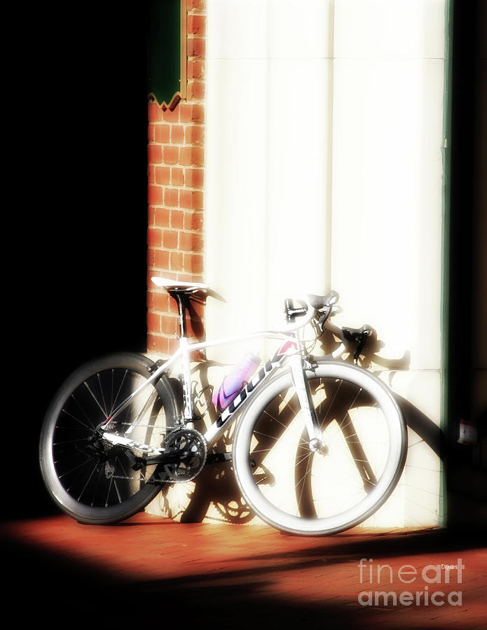 Bike Photograph - Bike Sugar  by Steven Digman