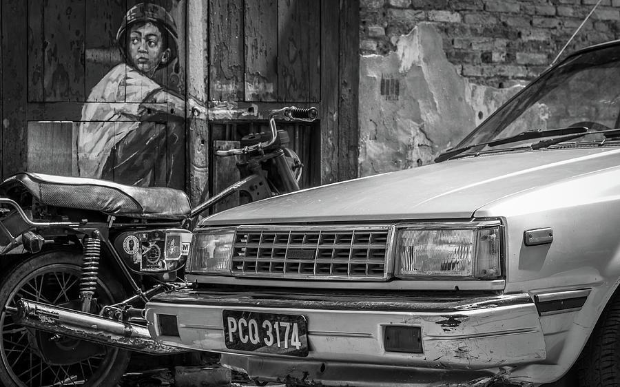 Bike Vs Car by Sam Morris