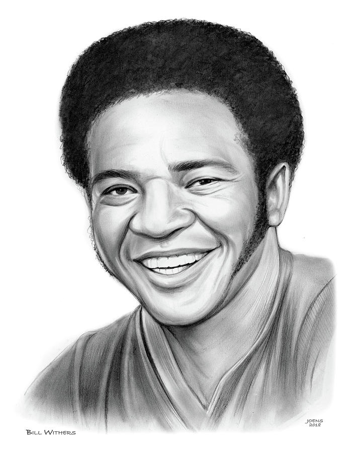 Bill Withers Drawing