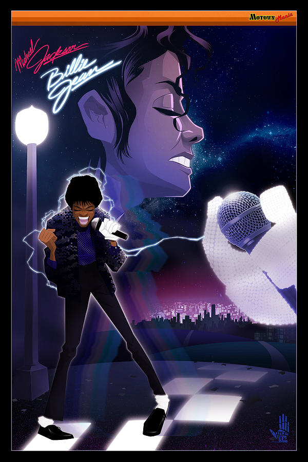Billie Jean 2 by Nelson dedos Garcia