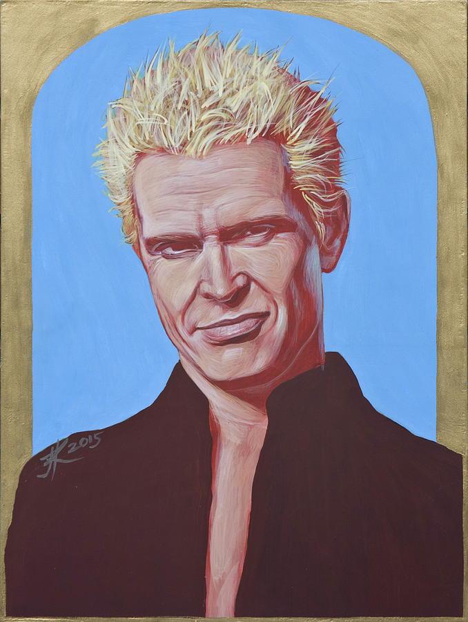 Billy Idol Painting - Billy Idol by Jovana Kolic