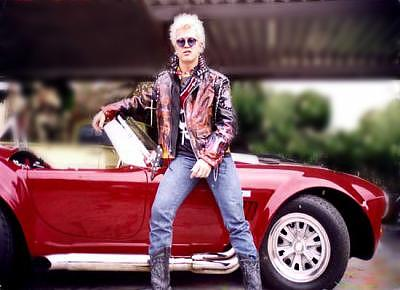 Billy Idol Photograph by Justice Howard