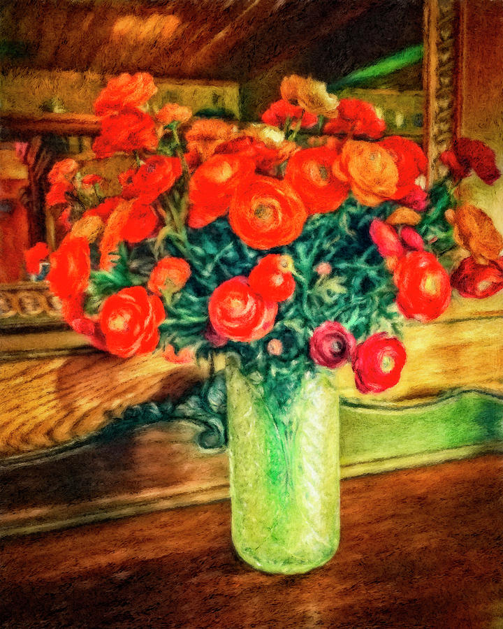 Billy's Flowers by Sandra Selle Rodriguez