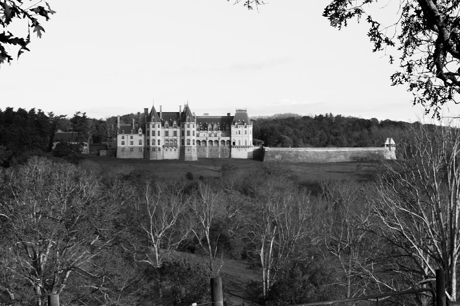 Biltmore Photograph - Biltmore Mansion by Michael Tesar