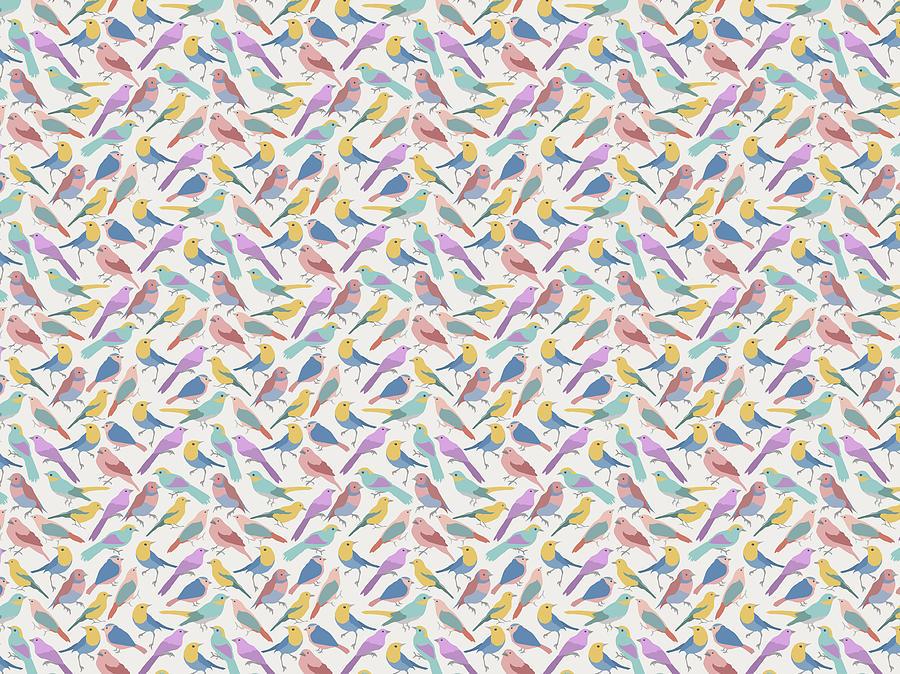 Bird Example Digital Art by Paul Corcoran