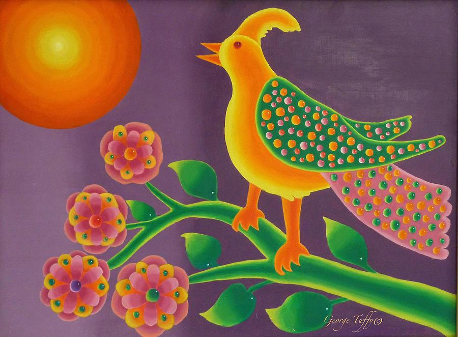 Bird of Paradise by George Tuffy