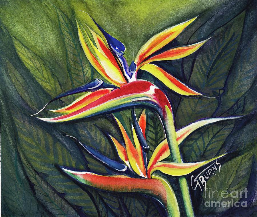 Bird of Paradise by GG Burns