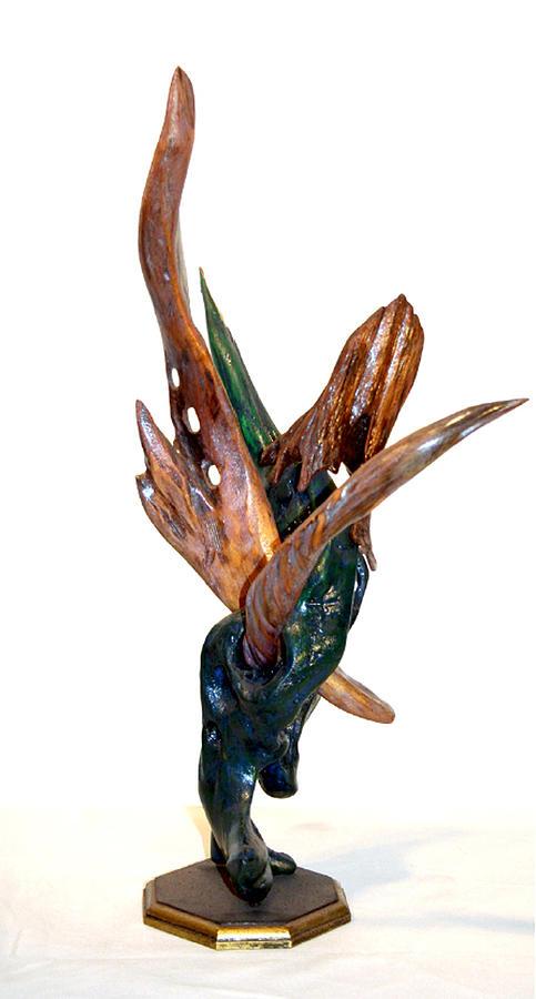 Caricatures Sculpture - Bird  by Ralph Levesque