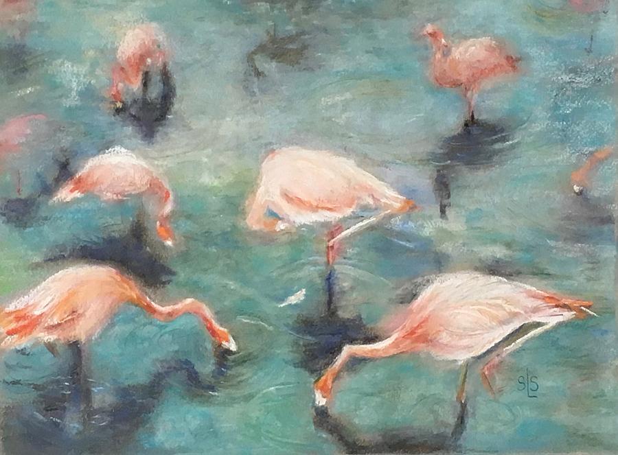 Birds of a Feather by Sandra Lee Scott