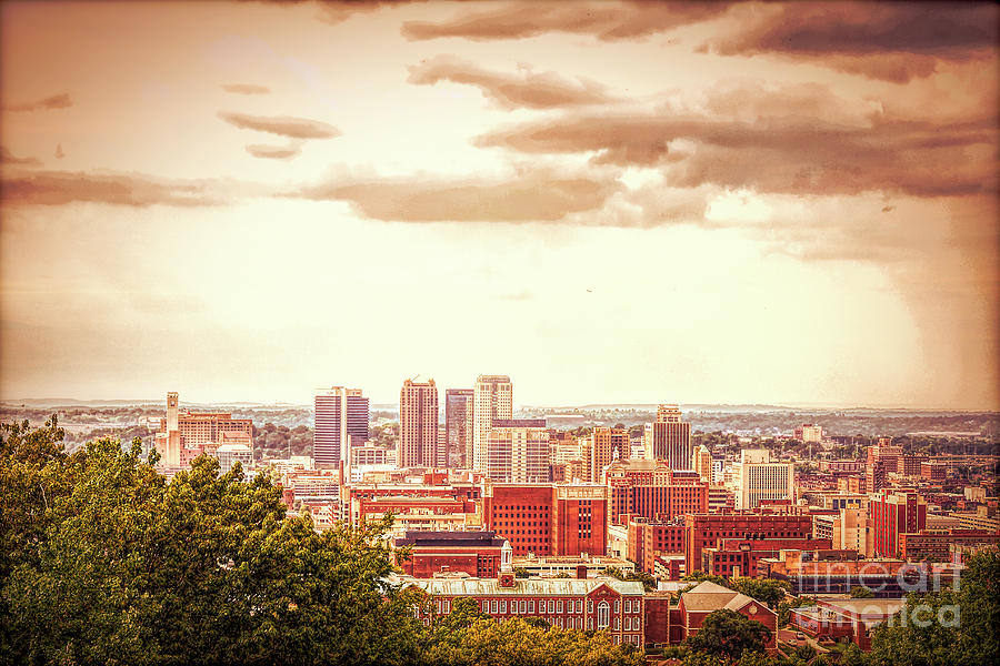 Birmingham, Alabama in HDR - Color by Tracy Brock