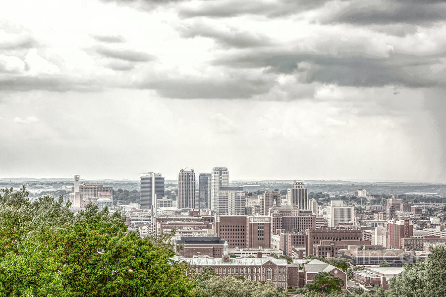 Birmingham, Alabama in HDR by Tracy Brock