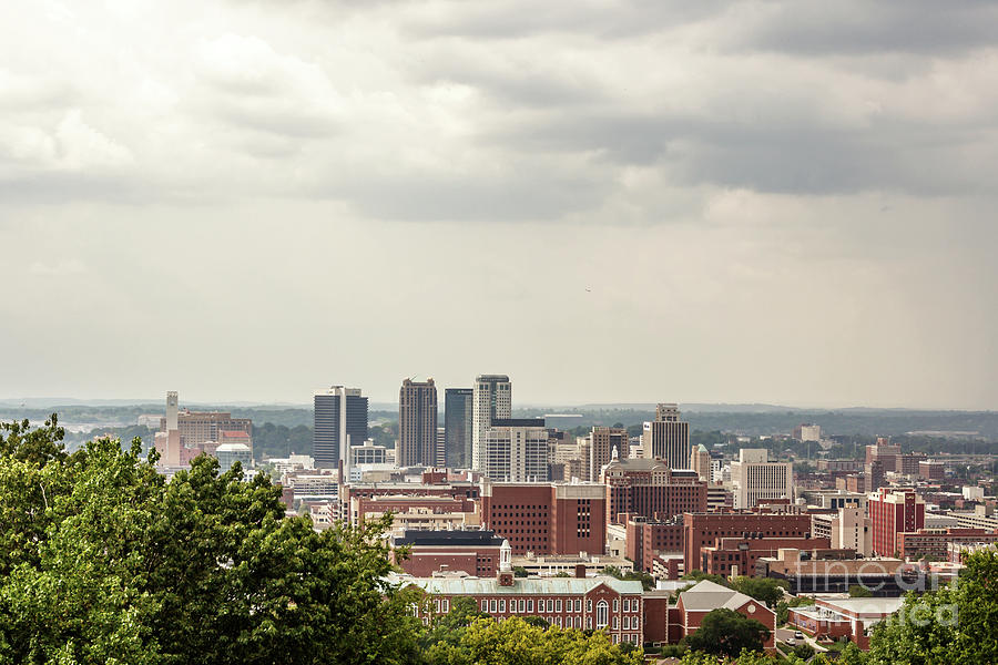 Birmingham Landscape by Tracy Brock