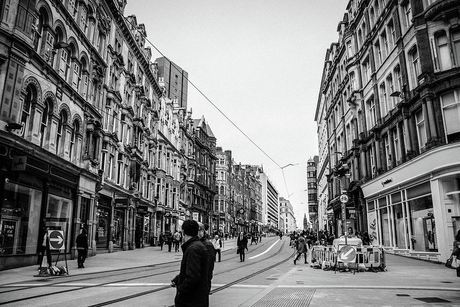 Birmingham Photograph - Birmingham, Uk, #2 by Alexandra-Emily Kokova