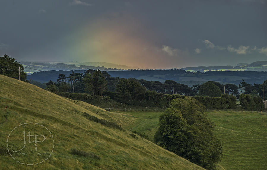 Landscape Photograph - Birth Of A Rainbow by JT Photography