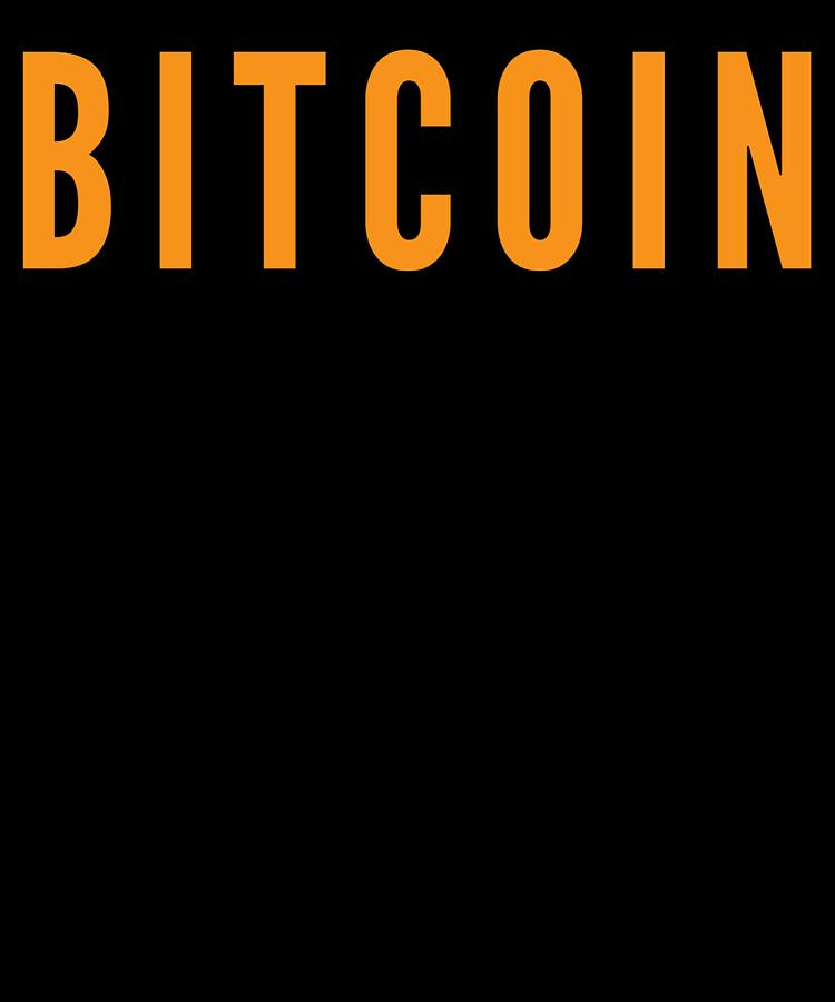 Bitcoin Drawing - Bitcoin Changed My Life Tell The World Cryptocurrency Trader Or Hodl Love Crypto Gift Or Present For by Cameron Fulton